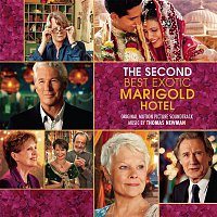 Thomas Newman – The Second Best Exotic Marigold Hotel (Original Motion Picture Soundtrack)