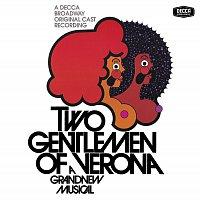 Přední strana obalu CD Two Gentlemen Of Verona