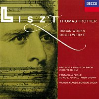 Thomas Trotter – Liszt: Organ Works
