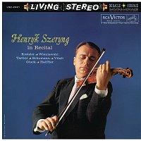 Henryk Szeryng, Giuseppe Tartini, Charles Reiner – Henryk Szeryng in Recital