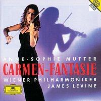 Anne-Sophie Mutter, Wiener Philharmoniker, James Levine – Anne-Sophie Mutter - Carmen-Fantasie