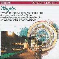Wiener Symphoniker, Wolfgang Sawallisch – Haydn: Symphonies Nos. 94, 100 & 101
