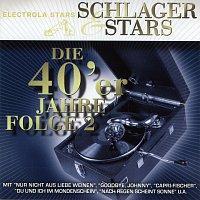 Různí interpreti – Schlager Und Stars: Die 40er Jahre Folge 2