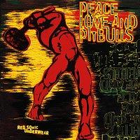 Peace Love & Pitbulls – Red Sonic Underwear