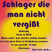 Various  Artists – Schlager die man nie vergiszt