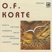 Korte: Sonáta pro klavír, Filosof. dialogy...