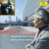 Přední strana obalu CD Tchaikovsky: Symphonies Nos.4, 5 & 6