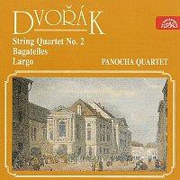 Panochovo kvarteto – Dvořák: Smyčcový kvartet č. 2, Maličkosti, Largo