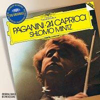 Shlomo Mintz – Paganini: Caprices