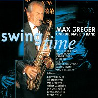 Max Greger, Die Max Greger Big Band – Swing time