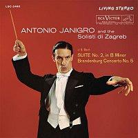 Antonio Janigro – Bach: Suite for Orchestra No. 2 in B Minor, BWV 1067 & Brandenburg Concerto No. 5 in D Major, BWV 1050