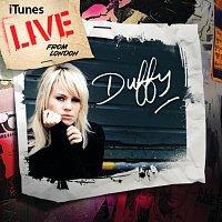 Přední strana obalu CD Live From London EP