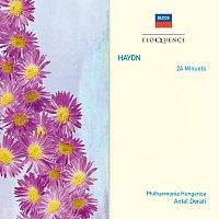 Philharmonia Hungarica, Antal Dorati – Haydn: 24 Minuets