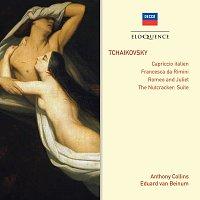 London Symphony Orchestra, Anthony Collins, Royal Concertgebouw Orchestra – Tchaikovsky: Capriccio Italien; Francesca da Rimini; Romeo & Juliet; The Nutcracker: Suite