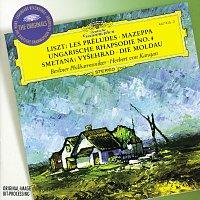 Berliner Philharmoniker, Herbert von Karajan – Smetana: The Moldau; Vysehrad / Liszt: Les Préludes; Mazeppa; Hungarian Rhapsody No.4