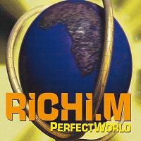 Přední strana obalu CD Perfect World