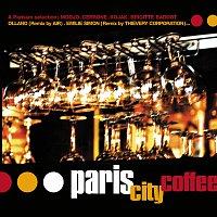Přední strana obalu CD Paris City Coffee