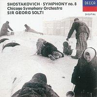 Přední strana obalu CD Shostakovich: Symphony No.8