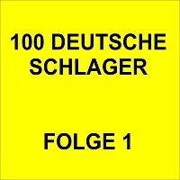 Různí interpreti – 100 Deutsche Schlager Folge 1