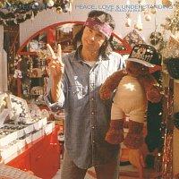 Přední strana obalu CD Peace, Love & Understanding - The Xmas Album