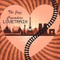 Přední strana obalu CD Lovetrain