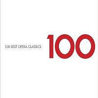 Přední strana obalu CD 100 Best Opera Classics