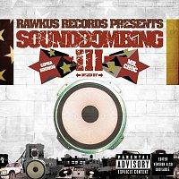 Přední strana obalu CD Soundbombing - Vol. III