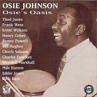 Přední strana obalu CD Osie's Oasis