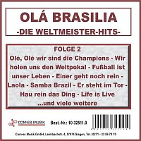 Miami Ritmo – Olá Brasilia, Folge 2 - Die Weltmeister-Hits