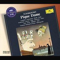 Orchestre National De France, Mstislav Rostropovich – Tchaikovsky: Pique Dame [3 CDs]