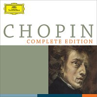Přední strana obalu CD Chopin Complete Edition