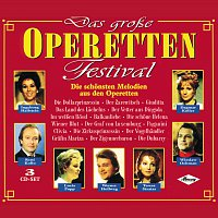 Různí interpreti – Das Grosse Operetten Festival