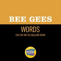 Bee Gees – Words [Live On The Ed Sullivan Show, March 17, 1968]