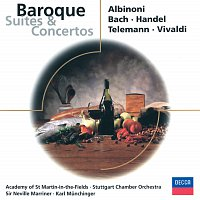 Academy of St. Martin in the Fields, Sir Neville Marriner, Karl Munchinger – Baroque Suites & Concertos