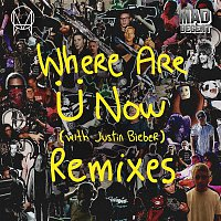 Skrillex & Diplo – Where Are U Now (with Justin Bieber) [Remixes]