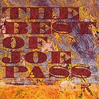 Přední strana obalu CD The Best Of Joe Pass