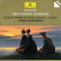 """Beethoven: Piano Sonatas No.13 In E Flat Major, Op. 27 No.1; No.14 In C sharp Minor """"Moonlight"""", Op.27 No. 2; No.15 In D Major """"Pastoral"""", Op. 28; No.26 In E Flat Major, Op. 81a """"Les Adieux"""""""