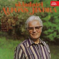 Přední strana obalu CD Profil skladatele Alfonse Jindry