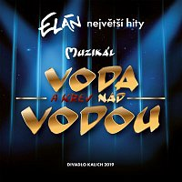 Various  Artists – Elan - Voda a krev nad vodou (Musical)