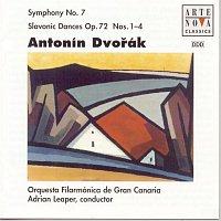 Adrian Leaper – Dvorak: Symphony No. 7/Slavonic Dances op.72
