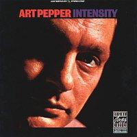 Přední strana obalu CD Intensity [Reissue]
