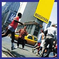 Přední strana obalu CD Nougayork