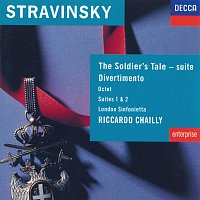 London Sinfonietta, Riccardo Chailly – Stravinsky: The Soldier's Tale; Divertimento etc