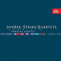 Přední strana obalu CD Dvořák: Souborné vydání smyčcových kvartetů
