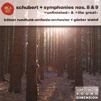 Gunter Wand, Franz Schubert, Kolner Rundfunk-Sinfonie-Orchester – Dimension Vol. 7: Schubert - Symphonies Nos. 8 & 9