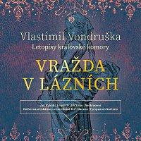 Jan Hyhlík – Vražda v lázních - Letopisy královské komory (MP3-CD)