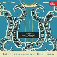 Lalo: Španělská symfonie - Ravel: Tzigane