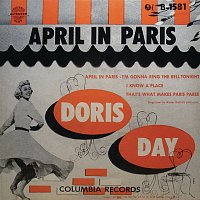 Doris Day – April In Paris (Bonus Tracks)