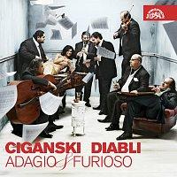 Přední strana obalu CD Adagio & Furioso