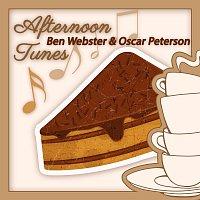 Přední strana obalu CD Afternoon Tunes